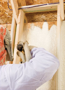 Manchester Spray Foam Insulation Services and Benefits